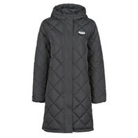 textil Mujer Plumas Vans CLAIR SHORES PUFFER JACKET MTE Negro