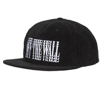 Accesorios textil Hombre Gorra Vans LOUNGING SHALLOW UNSTRUCTURED Negro