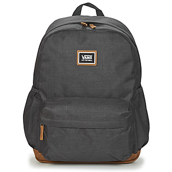 Bolsos Mujer Mochila Vans REALM PLUS BACKPACK Gris