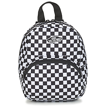 Bolsos Mochila Vans GOT THIS MINI BACKPACK Negro / Blanco