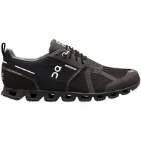 Zapatos Hombre Running / trail On Running ONCLOUD WATERPROOF MAN Negro
