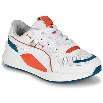 Zapatos Niños Zapatillas bajas Puma RS-2.0 TOPS PS Blanco / Azul / Rojo