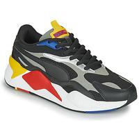 Zapatos Zapatillas bajas Puma RS-X3 Negro / Rojo / Amarillo