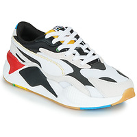 Zapatos Zapatillas bajas Puma RS-X3 Unity Collection Blanco / Negro / Rojo