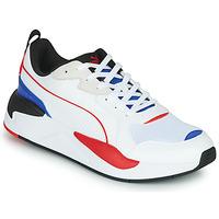 Zapatos Hombre Zapatillas bajas Puma X-RAY Blanco / Azul / Rojo