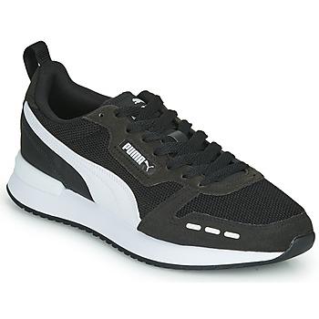 Zapatos Hombre Zapatillas bajas Puma R78 Negro