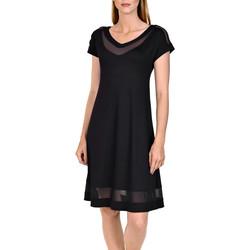 textil Mujer Vestidos cortos Lisca Vestido de playa Porto Montenegro Pearl Black