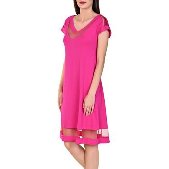 textil Mujer Vestidos cortos Lisca Vestido de playa Porto Montenegro Rosa Pálido