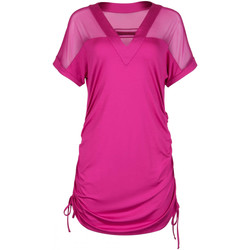 textil Mujer Vestidos cortos Lisca Vestido túnica playa Porto Montenegro Rosa Pálido