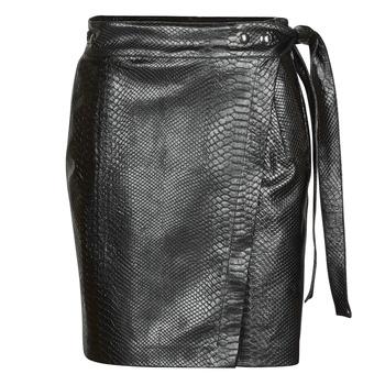 textil Mujer Faldas Replay W9829 Negro