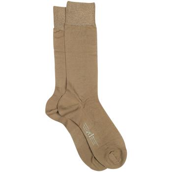Accesorios Hombre Calcetines de deporte Zd - Zero Defects Calcetín corto hilo de Escocia Natural