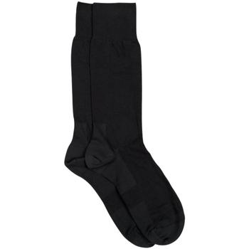 Accesorios Hombre Calcetines de deporte Zd - Zero Defects Calcetín corto lana Negro