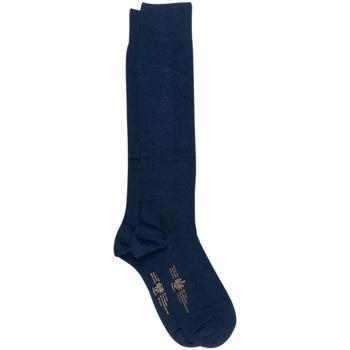 Accesorios Hombre Calcetines de deporte Zd - Zero Defects Calcetín largo soja Azul Marino