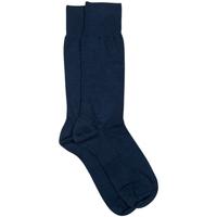 Accesorios Hombre Calcetines de deporte Zd - Zero Defects Calcetín corto soja Azul Marino