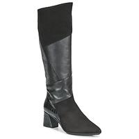 Zapatos Mujer Botas urbanas Hispanitas FUJI-5 Negro
