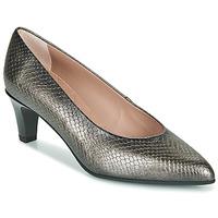 Zapatos Mujer Zapatos de tacón Hispanitas BELEN-5 Plata