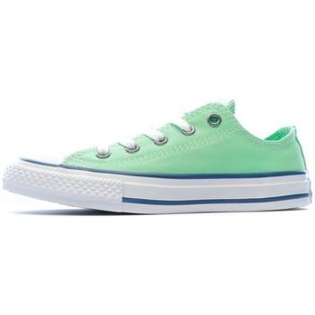 Zapatos Niña Zapatillas bajas Converse  Verde