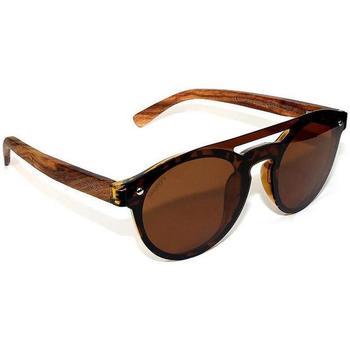 Relojes & Joyas Mujer Gafas de sol Cooper S 1506-2 Marrón