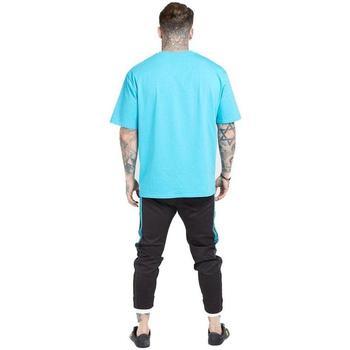 textil Hombre Pantalones de chándal Silk Silk SS-15380 Negro