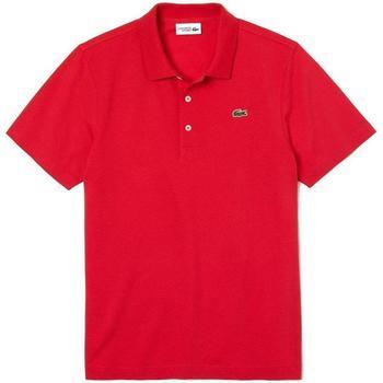 textil Hombre Polos manga corta Lacoste L1230,240 Rojo