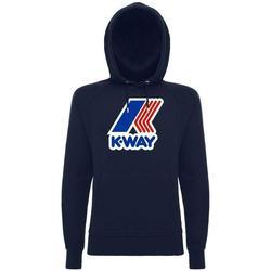 textil Hombre Sudaderas K-Way K00A4S0-K89 Azul