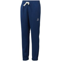 textil Niño Pantalones de chándal Reebok Sport DM5154 Azul