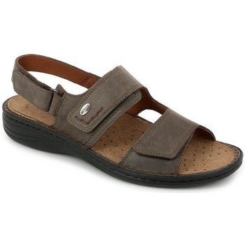 Zapatos Hombre Sandalias Grunland DSG-SE0066 MARRONE