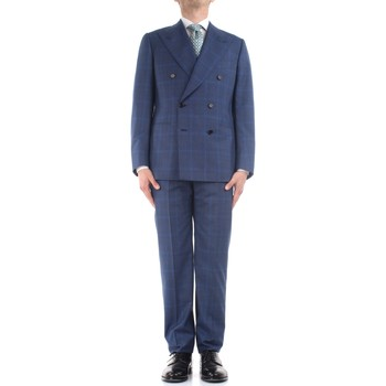 textil Hombre Trajes Cesare Attolini S20WA30 B12 azul