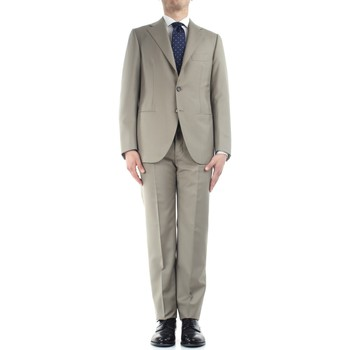 textil Hombre Trajes Cesare Attolini S20MA17 V21 beige
