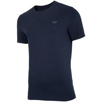 textil Hombre Camisetas manga corta 4F TSM003 Negros