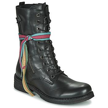 Zapatos Mujer Botas de caña baja Felmini COOPER Negro