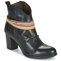 Zapatos Mujer Botines Felmini EMORI Negro