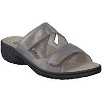 Zapatos Mujer Zuecos (Mules) Mephisto GEVA Marrón