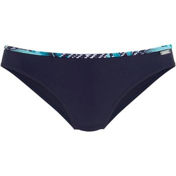 textil Mujer Bañador por piezas Lascana Jane fondo de traje baño azul marino Azul Marine