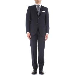 textil Hombre Trajes Kiton K06S12/36 azul