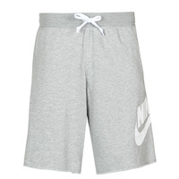 textil Hombre Shorts / Bermudas Nike M NSW SCE SHORT FT ALUMNI Gris