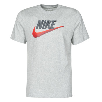 textil Hombre Camisetas manga corta Nike M NSW TEE BRAND MARK Gris