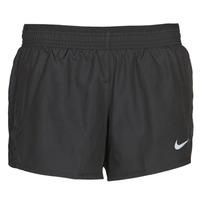 textil Mujer Shorts / Bermudas Nike W NK 10K SHORT Negro