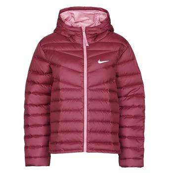 textil Mujer Plumas Nike W NSW WR LT WT DWN JKT Burdeo