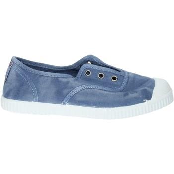 Zapatos Niños Zapatillas bajas Cienta 70777 Jeans