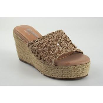 Zapatos Mujer Zuecos (Mules) La Push Sandalia señora  2900 beig Marrón
