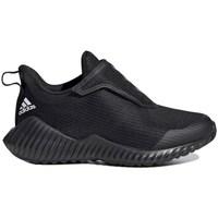 Zapatos Niños Running / trail adidas Originals Fortarun AC K Negros