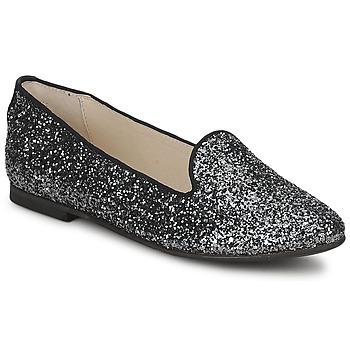 Zapatos Mujer Mocasín KMB SILVA Glitter / Gris