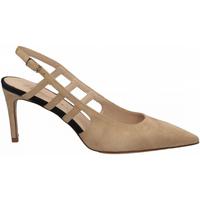 Zapatos Mujer Sandalias Malù CAMOSCIO misia