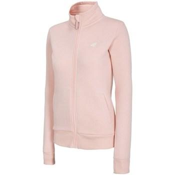 textil Mujer Sudaderas 4F BLD003 Rosa