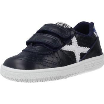 Zapatos Niño Zapatillas bajas Munich BABY GRESCA Azul