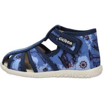Zapatos Niño Deportivas Moda Balocchi - Gabbietta blu 10440 BLU