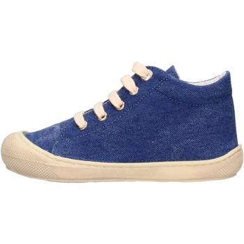 Zapatos Niño Deportivas Moda Naturino - Polacchino jeans COCOON-0C06 BLU