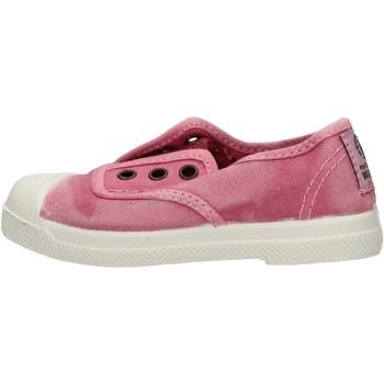 Zapatos Niño Deportivas Moda Natural World - Scarpa elast rosa 470E-603 ROSA