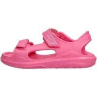 Zapatos Niño Zapatos para el agua Crocs - Swiftwater fuxia 206267-6M3 FUXIA